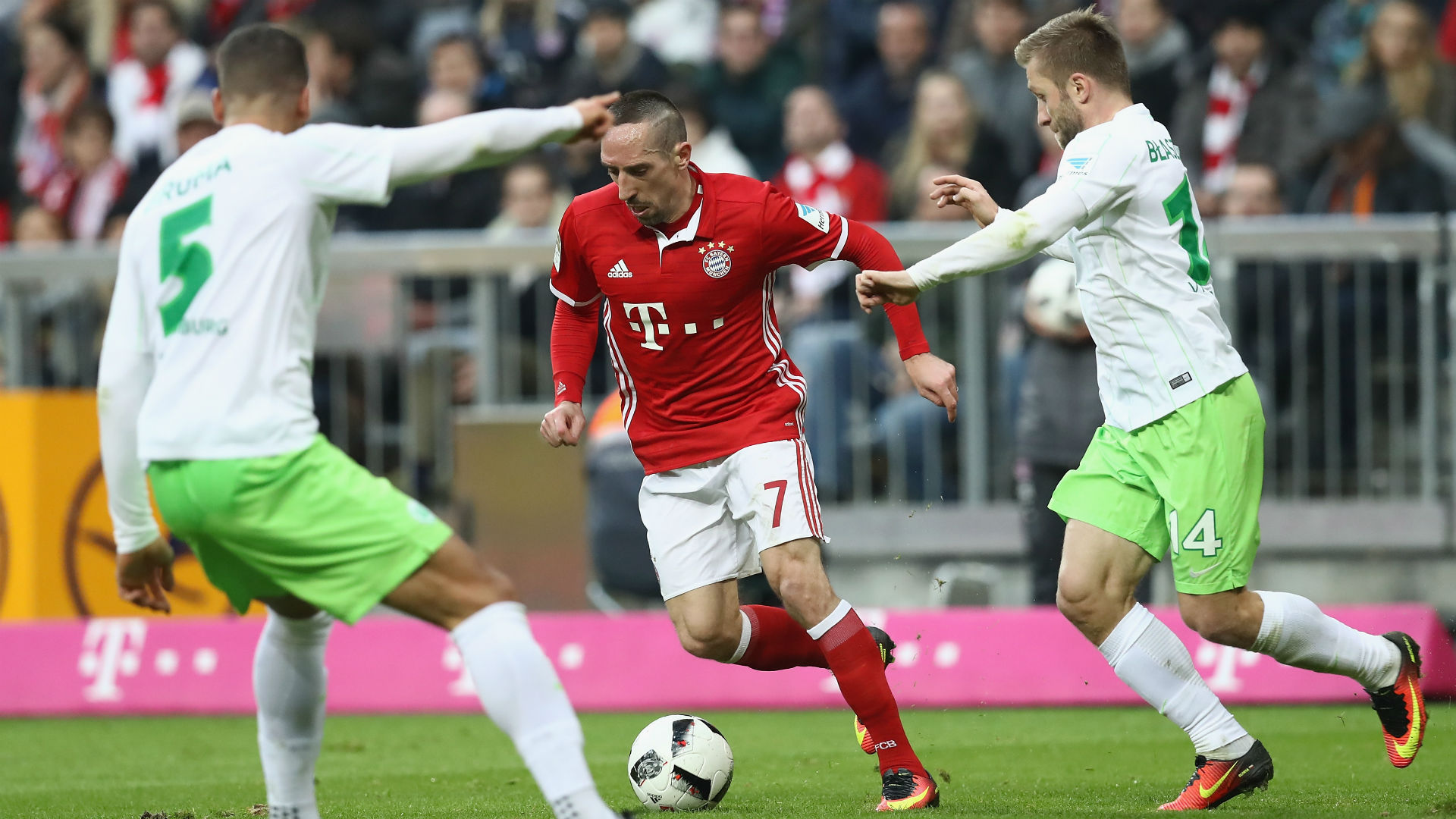 Wolfsburg vs bayern munich betting expert nfl como ganar 1 bitcoins