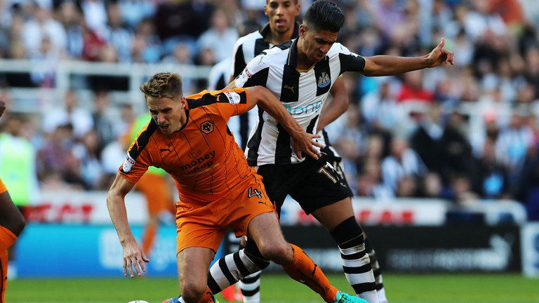 Image result for Wolverhampton Wanderers vs Newcastle United