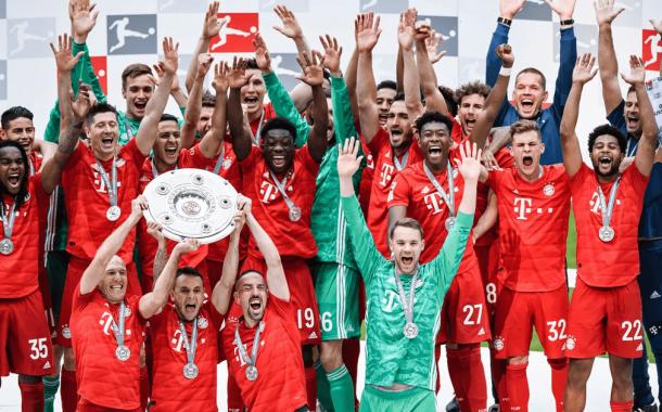 Bundesliga 2018/2019 Recap