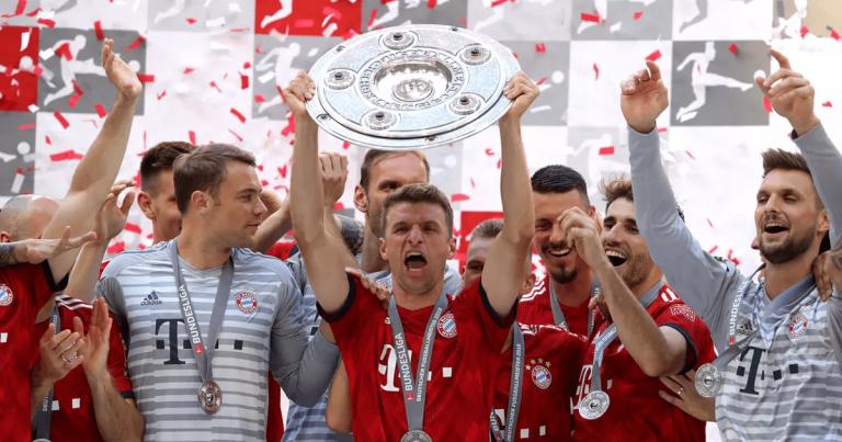 Bundesliga Season Preview 2018/2019 (Second Half)