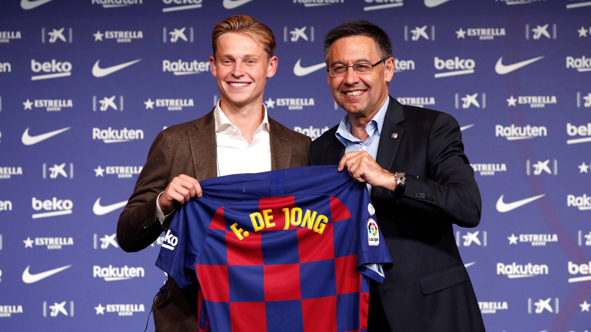 Frenkie de Jong Season Preview