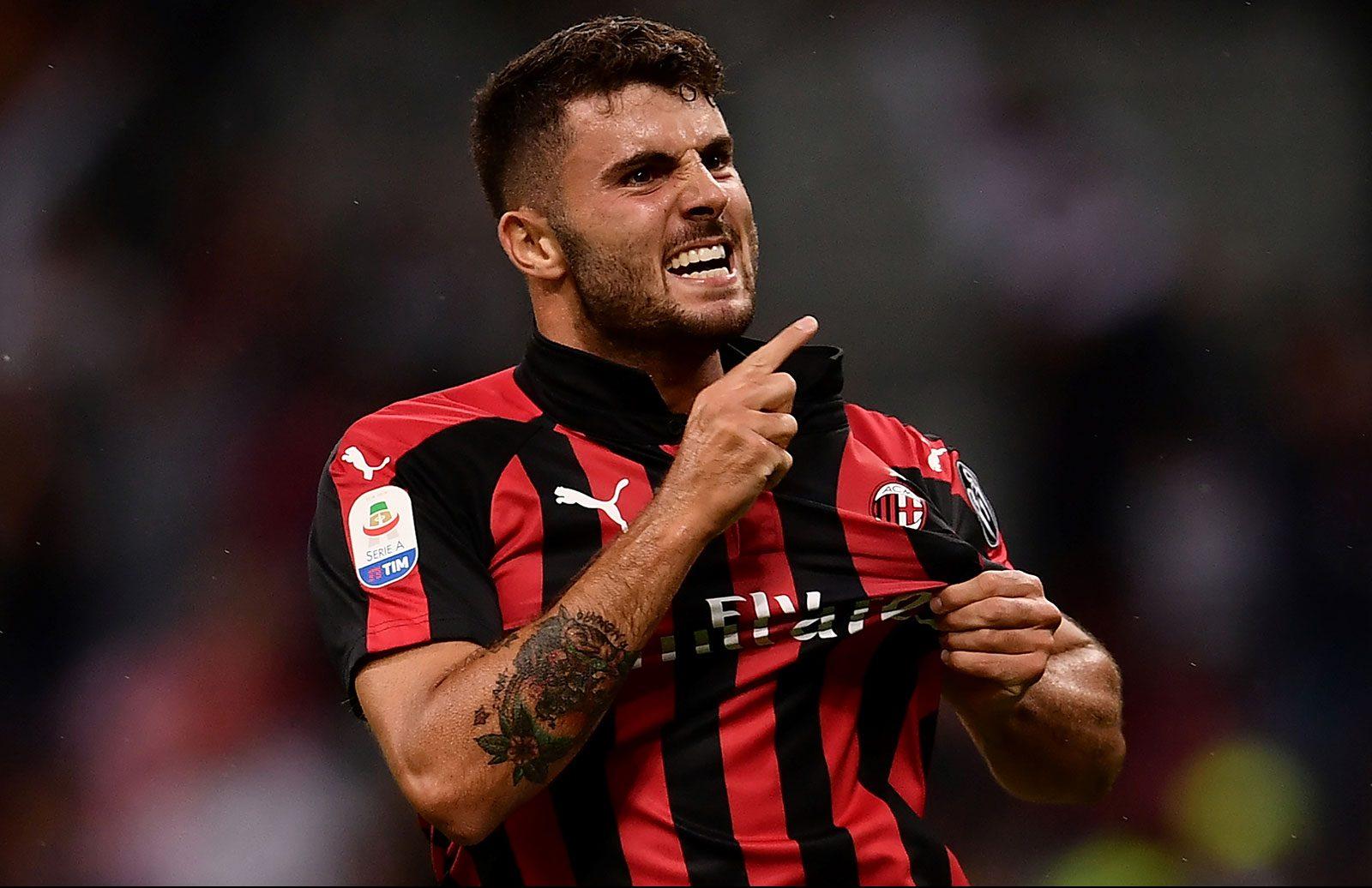 AC Milan Cutrone