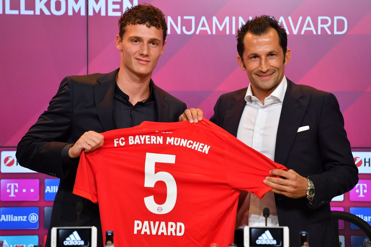 Bayern Munich Pavard FootballPredictions