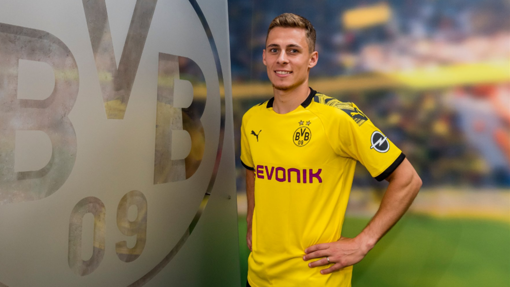 Thorgan Hazard FootballPredictions