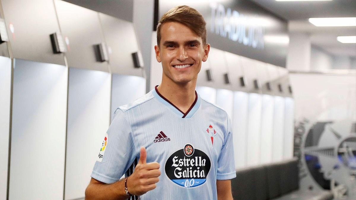 Denis Suarez Celta de Vigo