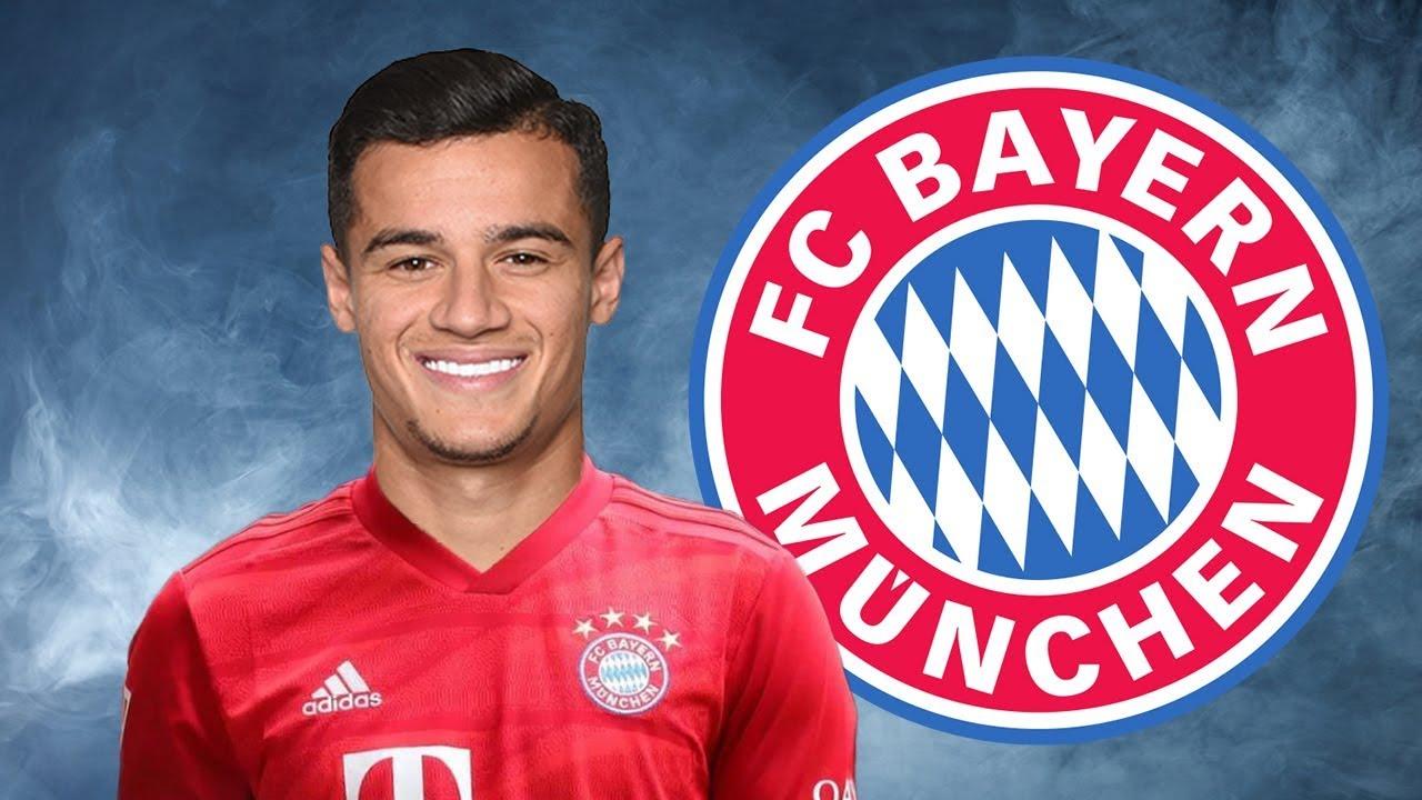 Coutinho FP Bayern