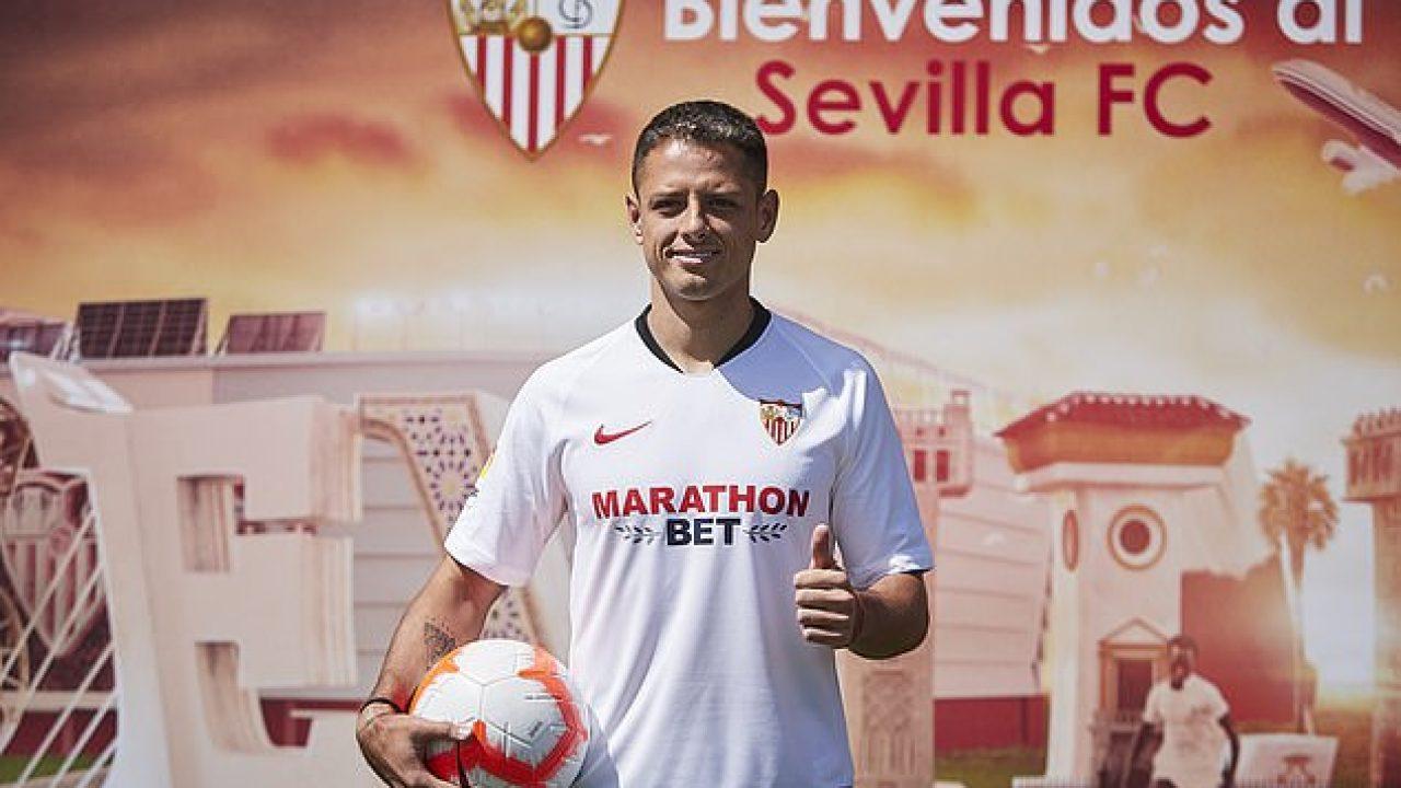 Javi Hernandez Sevilla