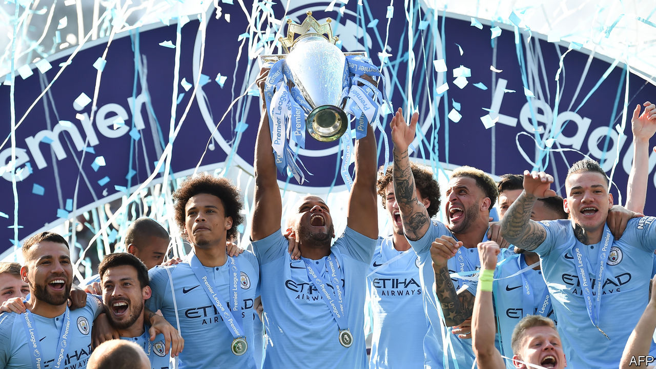 Man City title